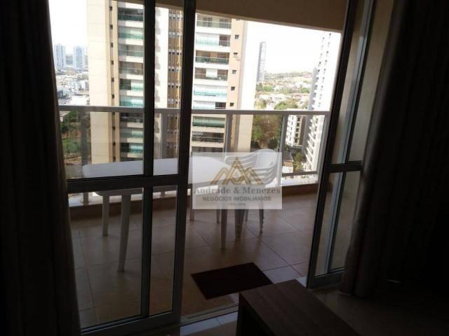 Kitnet com 1 dormitório para alugar, 44 m² por R$ 1.500,00/mês - Bosque das Juritis - Ribe - Foto 9