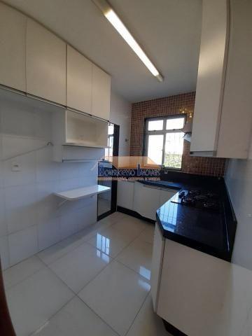 Apartamento à venda com 3 dormitórios em Paquetá, Belo horizonte cod:43809 - Foto 6