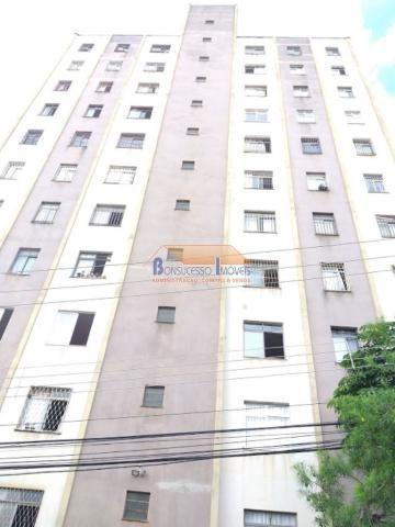 Apartamento à venda com 3 dormitórios em Ermelinda, Belo horizonte cod:42925 - Foto 11