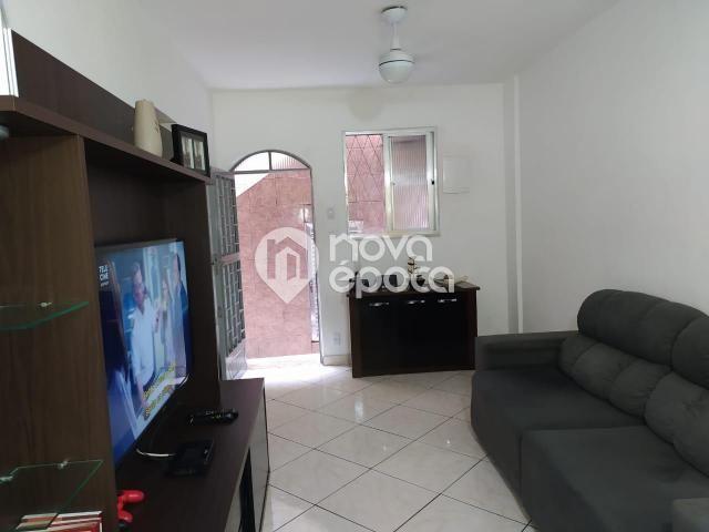 Casa de vila à venda com 2 dormitórios em Engenho de dentro, Rio de janeiro cod:ME2CV43615 - Foto 3