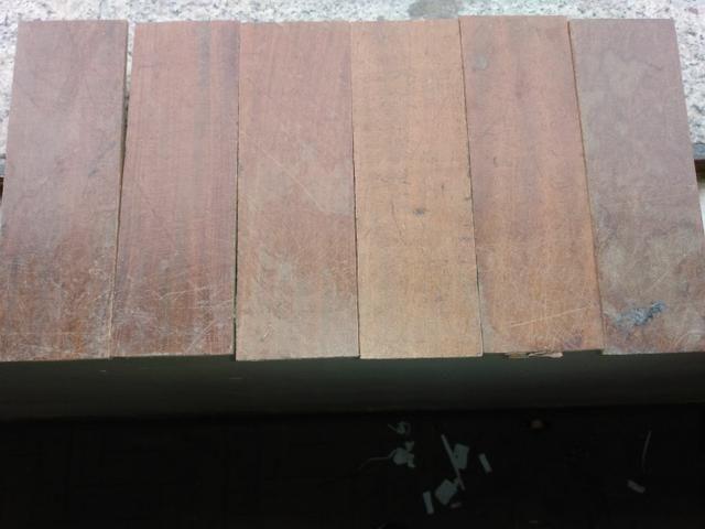Tacos de madeira de demolição - Foto 3