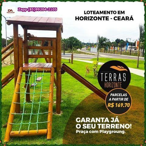 Loteamento Terras Horizonte!!!