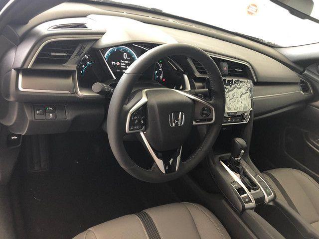Honda Civic EXL 2.0 2021/2021 Zero Km - Foto 7