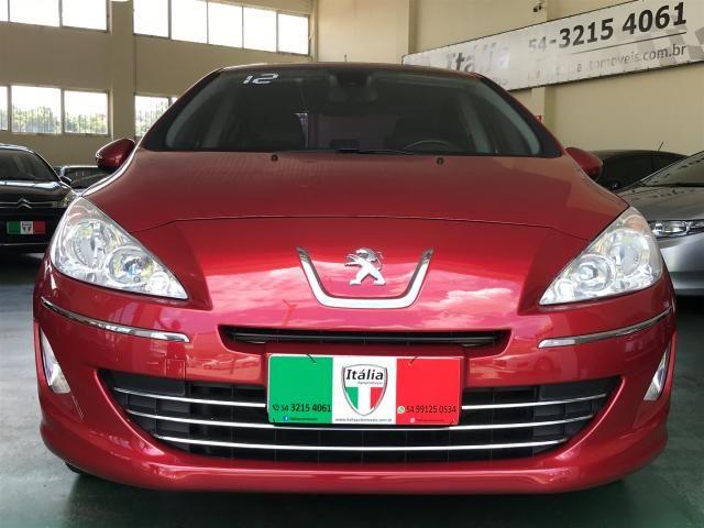 408 2011/2012 2.0 FELINE 16V FLEX 4P AUTOMÁTICO - Foto 3