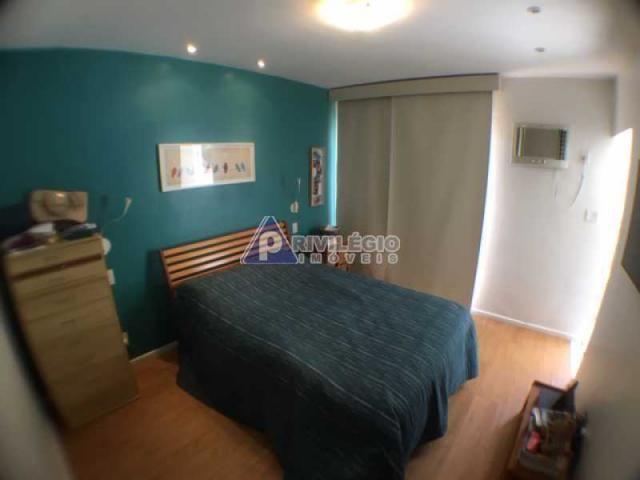 Apartamento à venda com 4 dormitórios em Cosme velho, Rio de janeiro cod:FLCO40015 - Foto 10