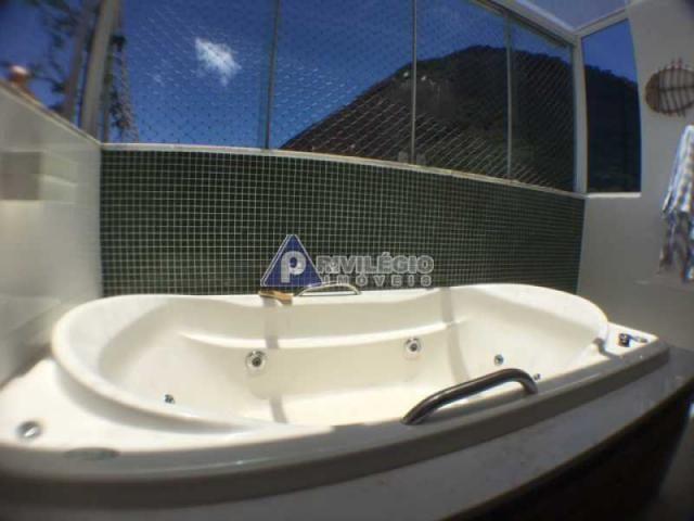 Apartamento à venda com 4 dormitórios em Cosme velho, Rio de janeiro cod:FLCO40015 - Foto 11