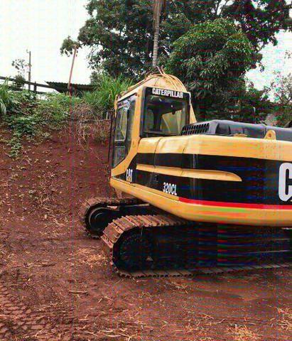 Escavadeira caterpillar modelo 320bl - Foto 2