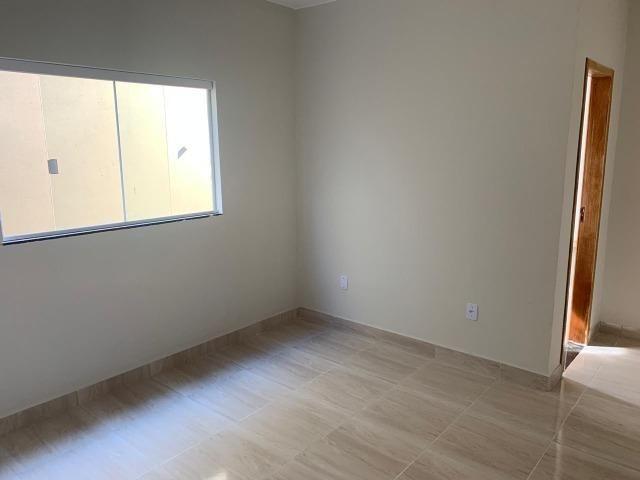 Hora de sair do aluguel - Casa pronta para morar 3 quartos com suíte - Financiamento MCMV - Foto 8