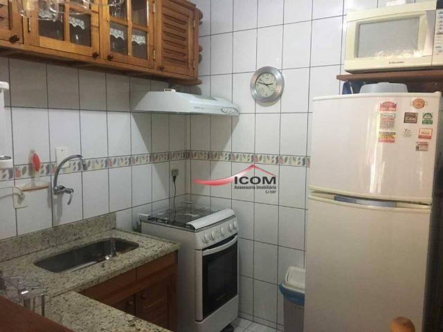 Apartamento com 2 dormitórios à venda, 61 m² por R$ 340.000,00 - Itaipava - Petrópolis/RJ - Foto 9