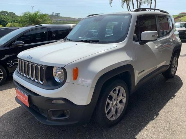 Jeep renegade 2016 1.8 16v flex longitude 4p automÁtico