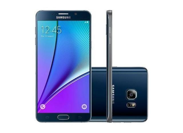 Samsung Galaxy Note 5 32GB, 4GB Ram, Com garantia e nota fiscal
