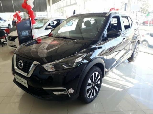Nissan Kicks SL Pack 1.6 Cvt Xtronic 2020/2020 0km top + Taxa Selic* em 36 meses !!! - Foto 9