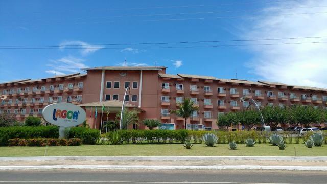 Apartamento com 01 Quarto, Lagoa Quente Hotel, em Caldas Novas GO - Foto 20