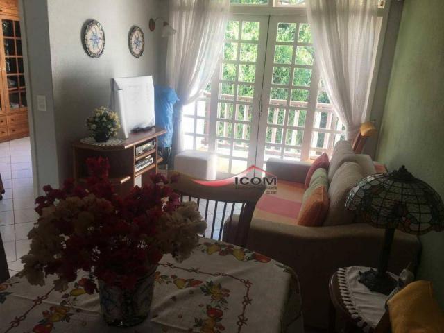 Apartamento com 2 dormitórios à venda, 61 m² por R$ 340.000,00 - Itaipava - Petrópolis/RJ - Foto 4