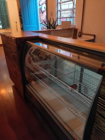 Vendo balcão refrigerado - Foto 2