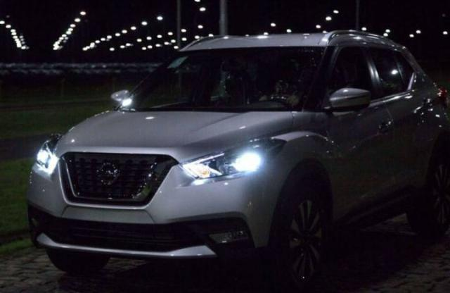 Nissan Kicks SL Pack 1.6 Cvt Xtronic 2020/2020 0km top + Taxa Selic* em 36 meses !!! - Foto 10