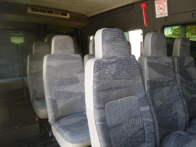 Master Bus 2.5 08 16 lugares Diesel Periciada. Entrada R$8.740,00+48x 1.125,43 - Foto 7