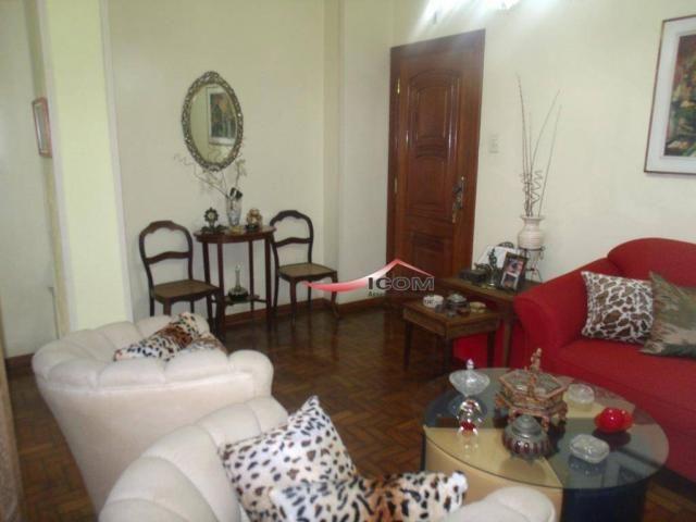 Apartamento residencial à venda, Flamengo, Rio de Janeiro - AP1367.