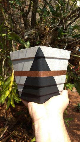 Vaso de cimento - Foto 2