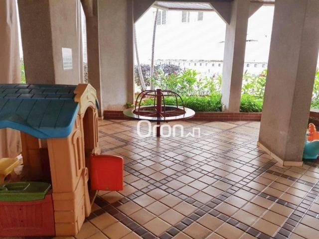 Apartamento com 3 dormitórios à venda, 120 m² por R$ 359.000,00 - Setor Central - Goiânia/ - Foto 14