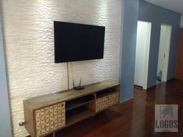 Apartamento à venda, 79 m² por R$ 320.000,00 - Baeta Neves - São Bernardo do Campo/SP - Foto 2