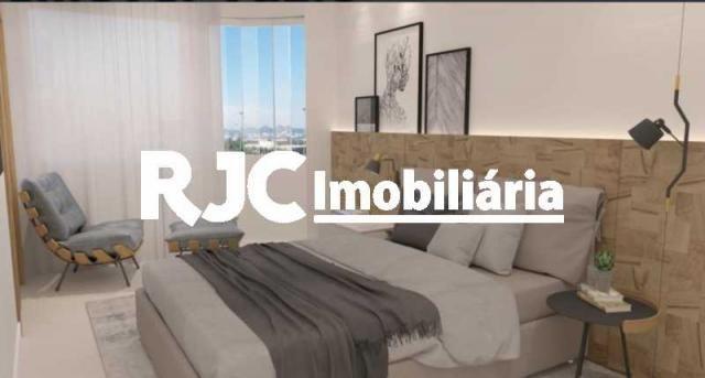 Apartamento à venda com 2 dormitórios em Glória, Rio de janeiro cod:MBAP24787 - Foto 8