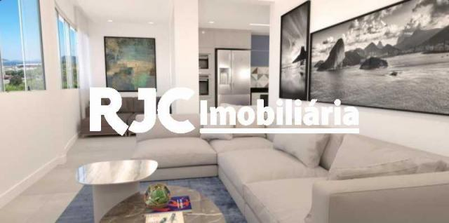 Apartamento à venda com 2 dormitórios em Glória, Rio de janeiro cod:MBAP24787 - Foto 2