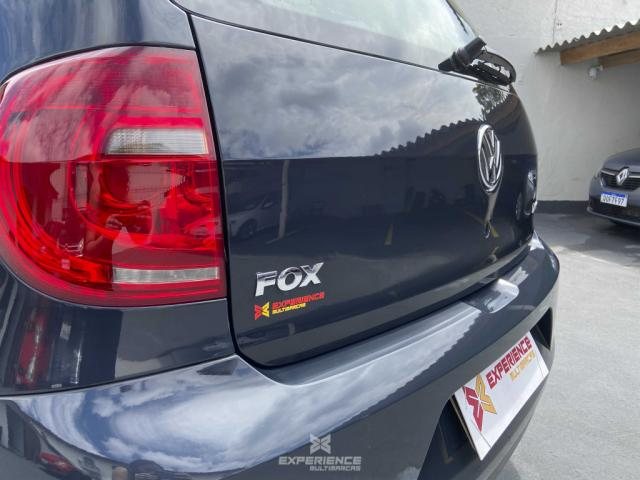 VOLKSWAGEN FOX 1.6 MI 8V FLEX 4P AUTOMATIZADO - Foto 10