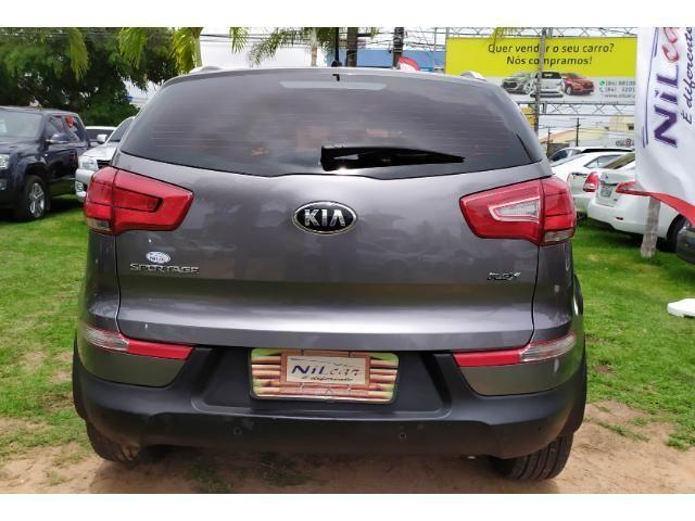 Kia Motors Sportage LX 2.0 Flex Aut. - Foto 5