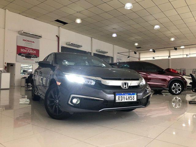 Honda Civic EXL 2.0 2021/2021 Zero Km - Foto 4