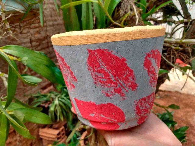 Vaso de cimento