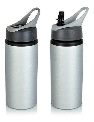 Squeeze Alumínio Personalizado 500ml = 29,00 - 600ml= 32,00 e 750ml =39,00 - Foto 2