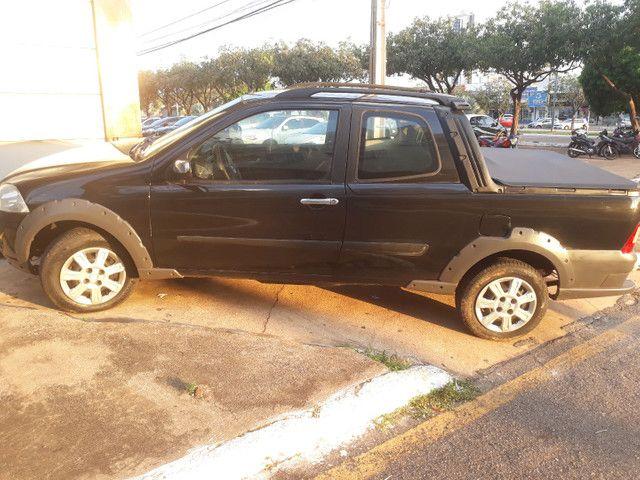 estrada  completa IPVA pago 4 pneus novos