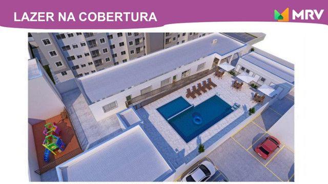Duque de Caxias - Antecipe se apartamento 2 Qrto(1 SUÍTE) com varanda -ótima localização - Foto 3
