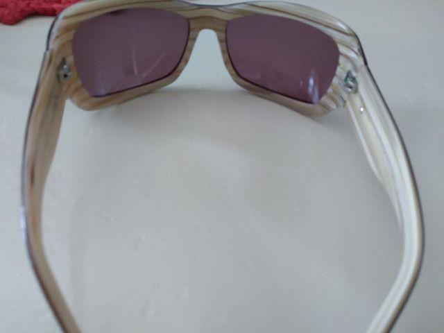 Óculos de sol unissex 35,00 ler o anúncio  - Foto 3