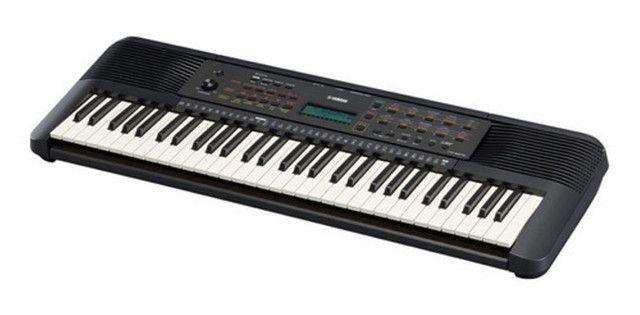 Teclado Yamaha PSR E 273 Mixer Instrumentos Musicais