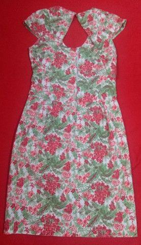 Vestido florido P - Foto 2