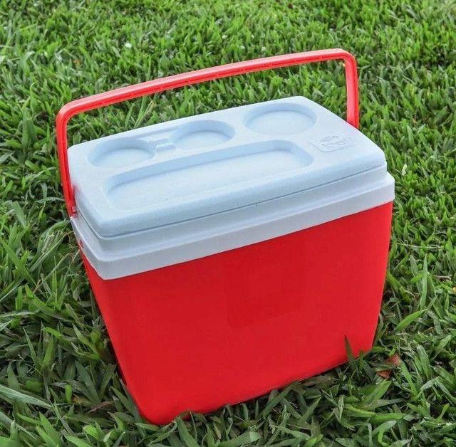 Caixa térmica 18 litros (PROMOÇÃO )  - Foto 4
