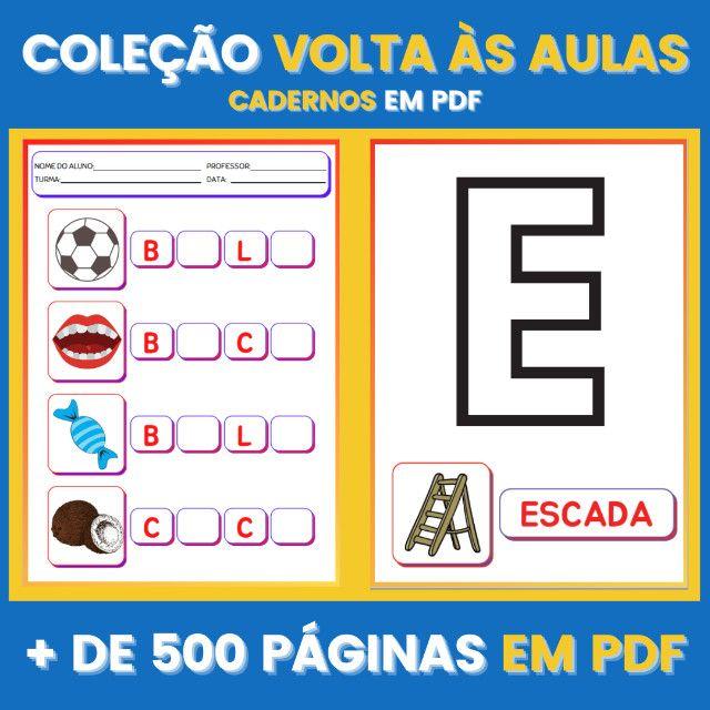 .:: Kit de Atividades ::. Kit Volta as Aulas - Foto 3