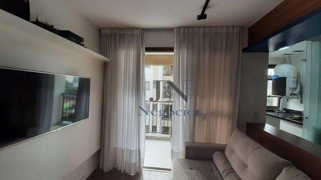 Apartamento com 2 dormitórios para alugar, 69 m² por R$ 2.500,00/mês - Gragoatá - Niterói/ - Foto 18