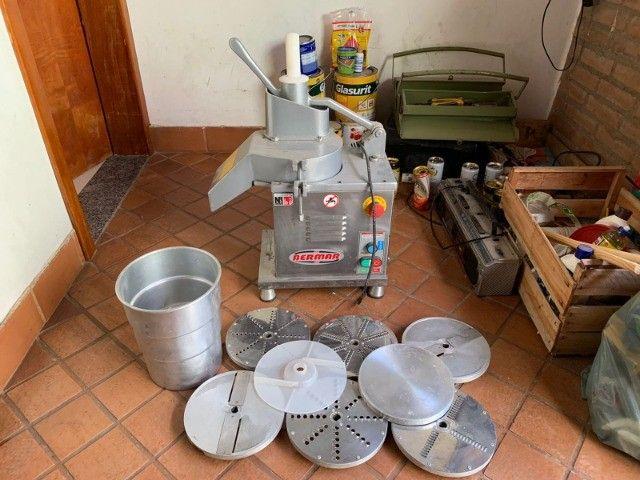 Processador industrial de alimentos em Bermar com 6 discos
