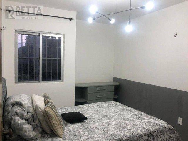 Apartamento com 3 dormitórios à venda, 70 m² por R$ 200.000,00 - Vila União - Fortaleza/CE - Foto 6