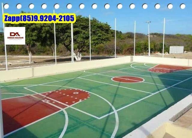 Invista e ligue -Loteamento Condomínio Fechado em Caponga !!!! - Foto 6