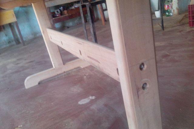 Mesa em madeira sobre encomenda.. - Foto 4
