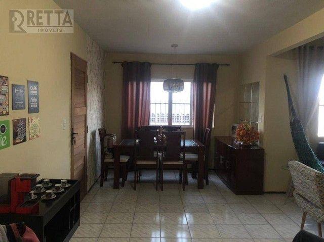 Apartamento com 3 dormitórios à venda, 70 m² por R$ 200.000,00 - Vila União - Fortaleza/CE - Foto 2