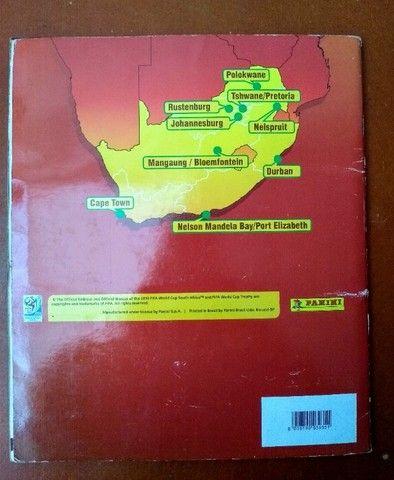 Álbum Copa Do Mundo 2010 África Do Sul - Panini - Foto 2