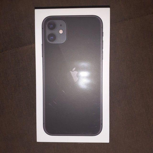 Iphone 11 64gb novo lacrado com Nota fiscal e Garantia de 1 ano