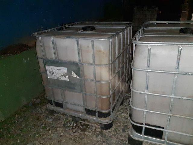 IBC 1000 litros - Foto 4