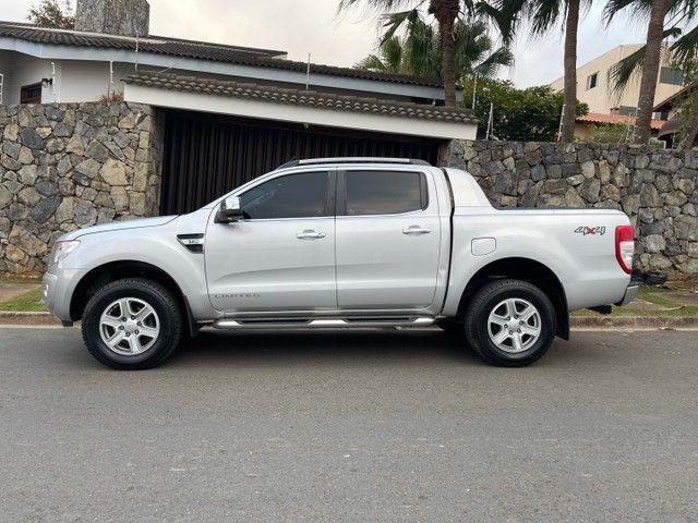 Ford Ranger 3.2 Limited Turbo diesel 4x4 Automática 2015 / Aceito trocas financio 60x