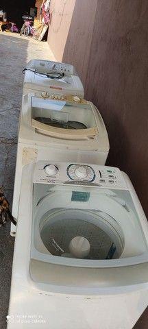 Máquina de lavar REVISADA tudo ok a pronta entrega - Foto 3
